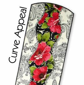 Curve Appeal Table Runner - East Aurora