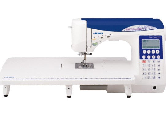 DX-1500QVP sewing machine