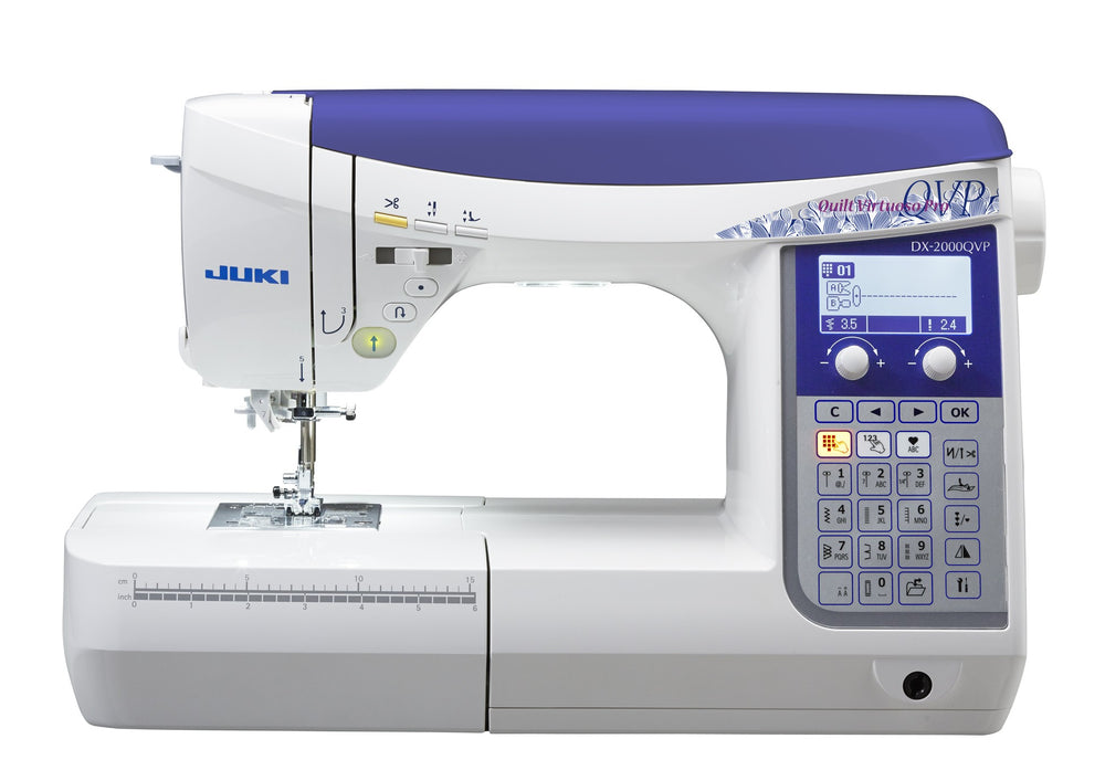 DX-2000QVP sewing machine