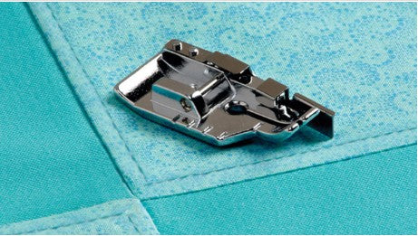 "Baby Lock 1/4"" Quilting or Patchwork Foot with Guide- ESG-QGF"