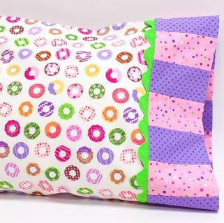 Make A Pillowcase - East Aurora