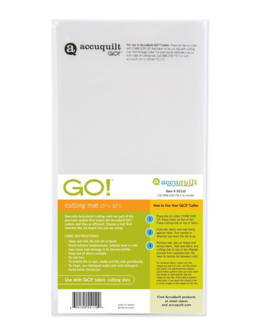 AccuQuilt GO! Cutting Mats
