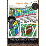 Kimberbell Game On Bench Pillow Embroidery CD