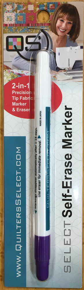 Quilter's Select Self-Erase Marker
