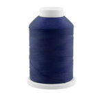 Madeira Aeroflock Serger Thread Navy Blue 8420