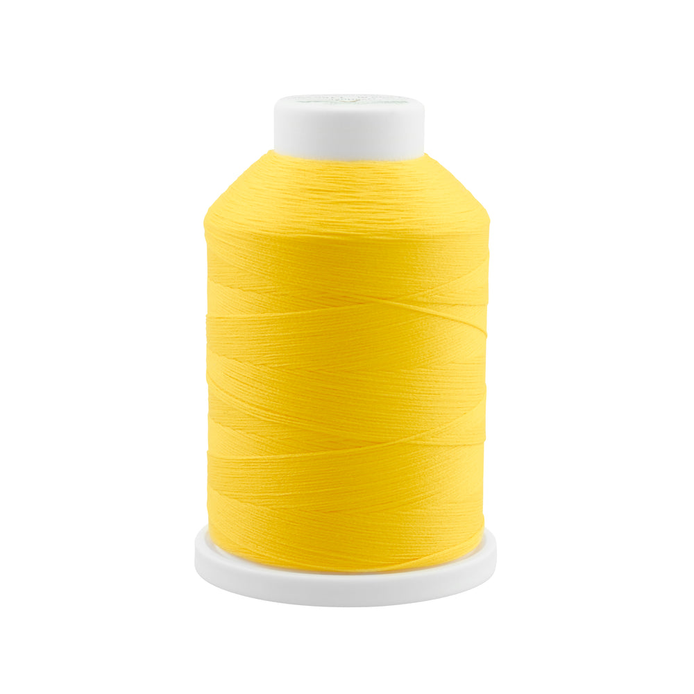 Madeira Aeroflock Serger Thread Canary 9360