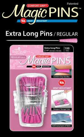Magic Pins Extra Long Regular