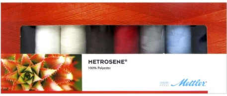 Mettler Metrosene 8 pack gift Thread Set