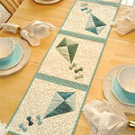 Vintage Kite Table Runner - Williamsville
