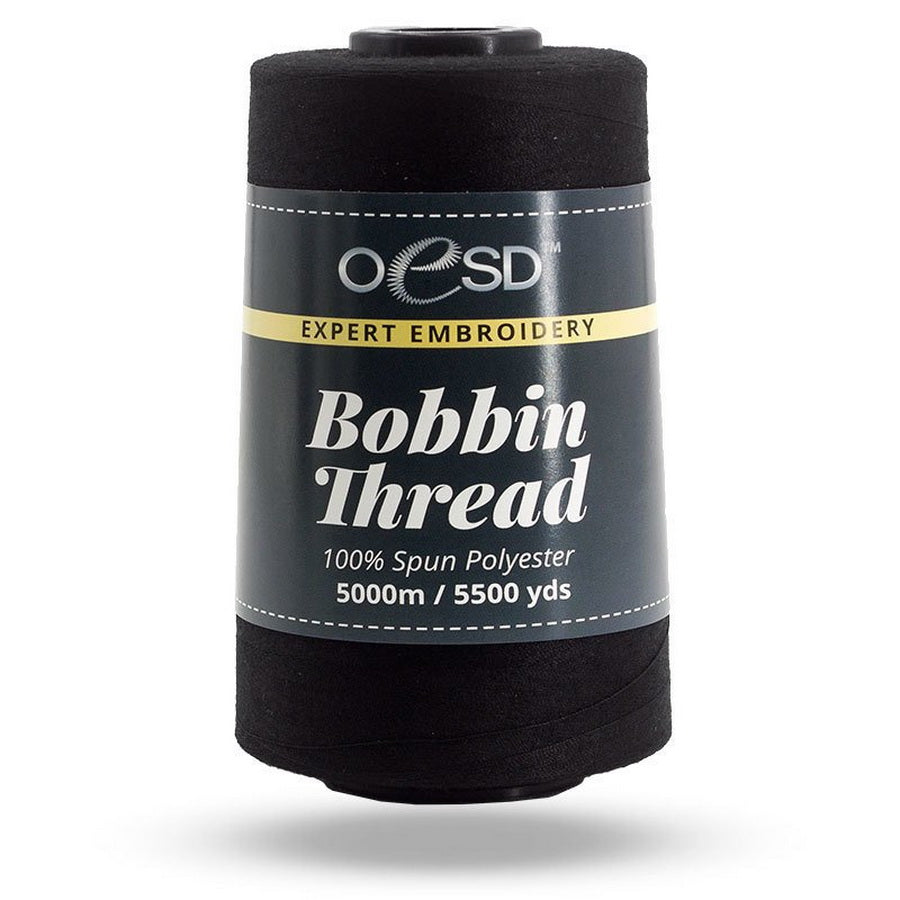 OESD Embroidery Bobbin Thread - Black