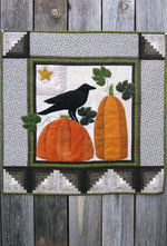 Suzanne's Art House #201 Evening Crow Pattern