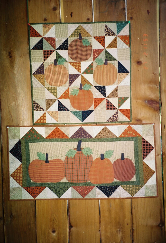 Suzanne's Art House #87 Fall Harvest Pattern