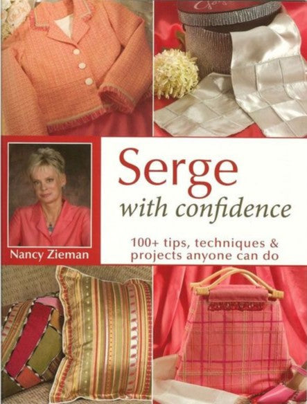 Serge with Confidence Book