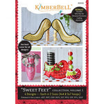 Kimberbell Sweet Feet Volume 1 Embroidery CD