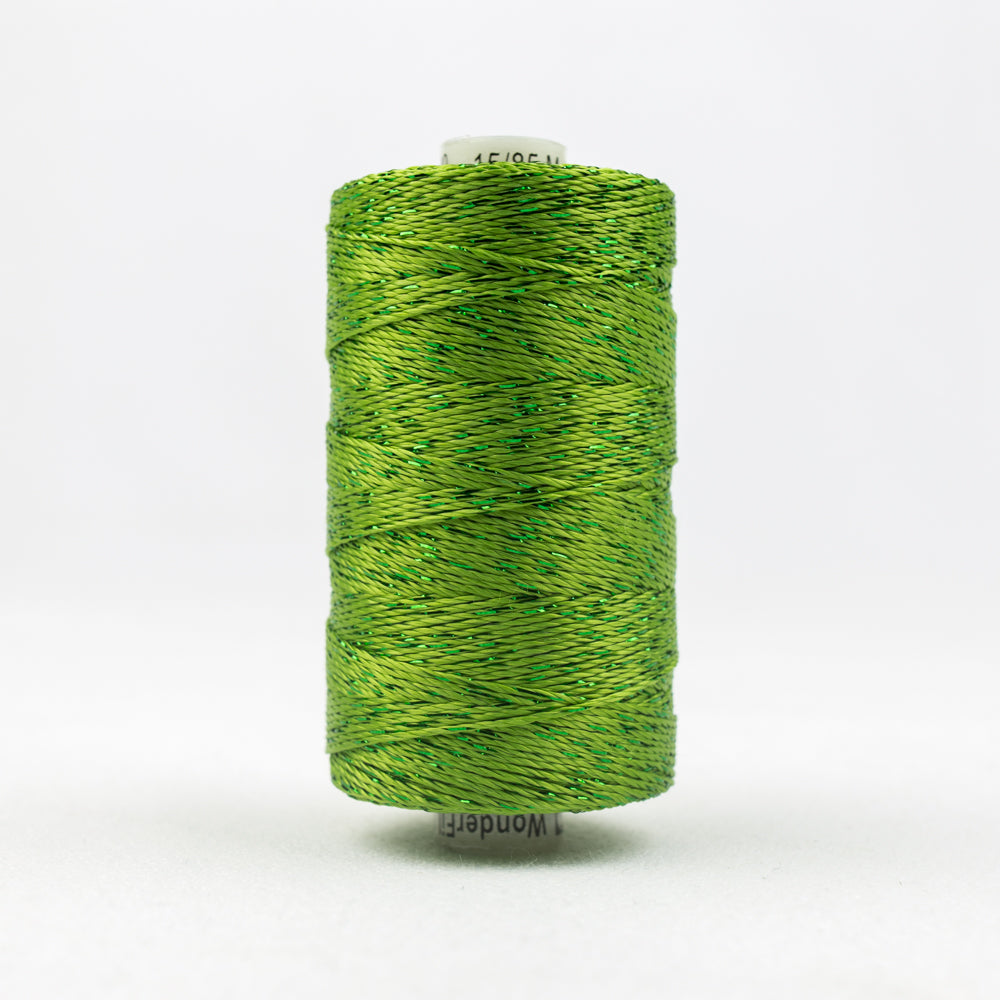 Wonderfil Dazzle Grass Green 280