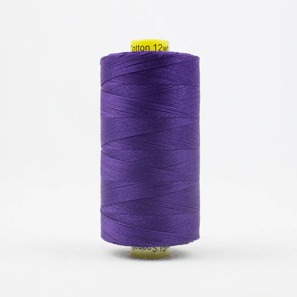 Wonderfil Spagetti Deep Royal Purple 07