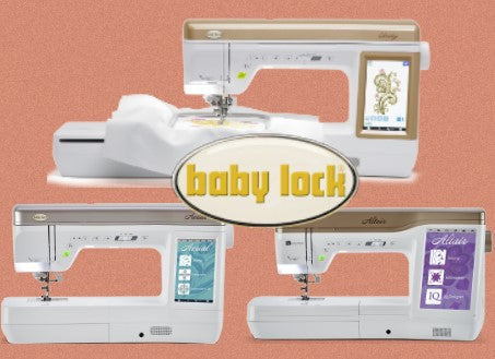 Zoom- Baby Lock Sewing Guide Class (2.1.21)