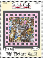 Big Picture 3 Yard Quilt Pattern