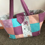 Charmed Plus Size Tote - East Aurora