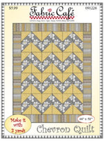 Chevron 3 Yard Quilt Pattern