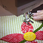 Hand-Look Applique by Machine - East Aurora