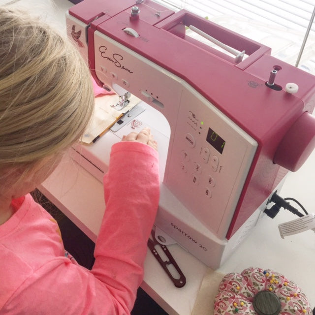 Kids/Teens Sewing Space Fun - Williamsville