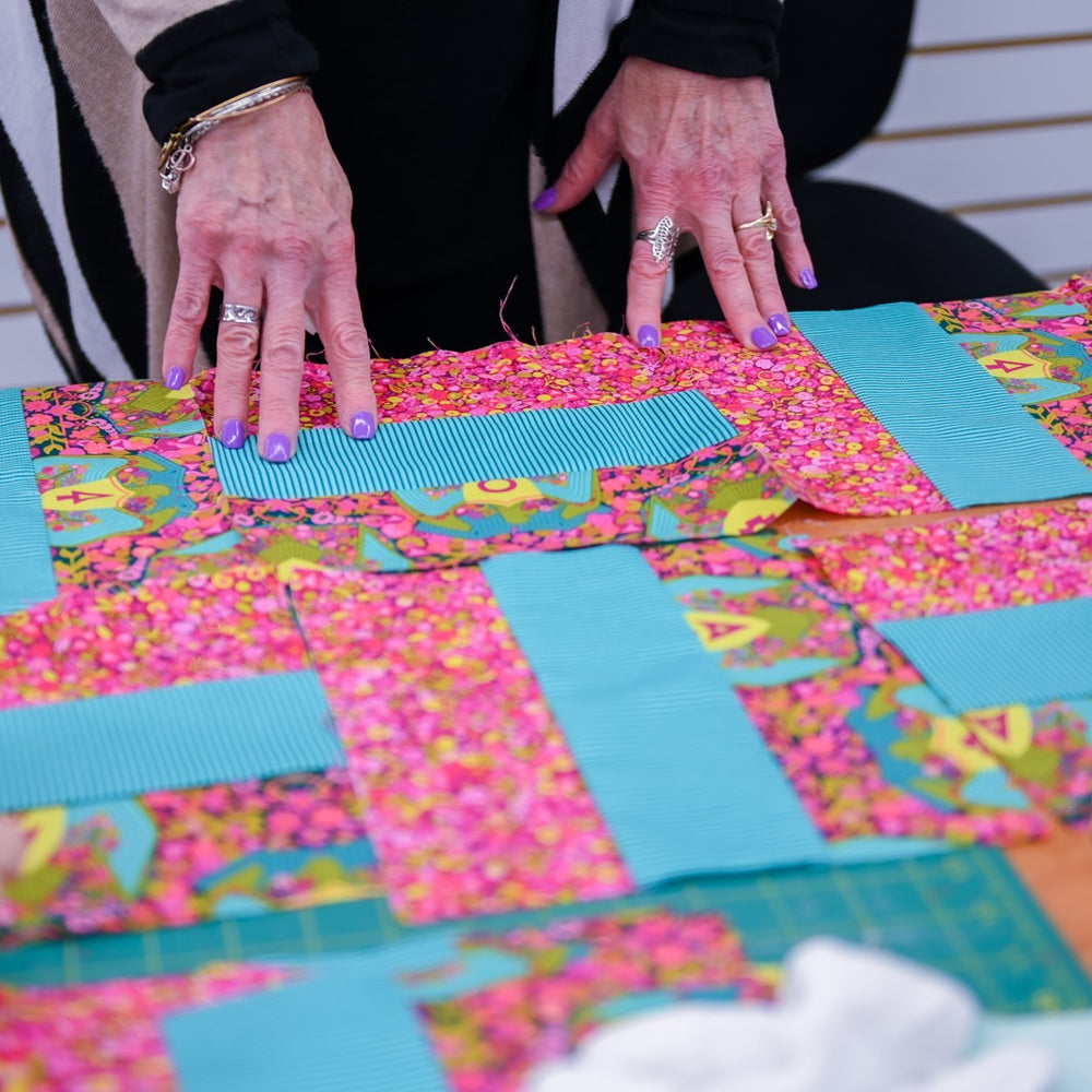 Learn to Quilt - Williamsville