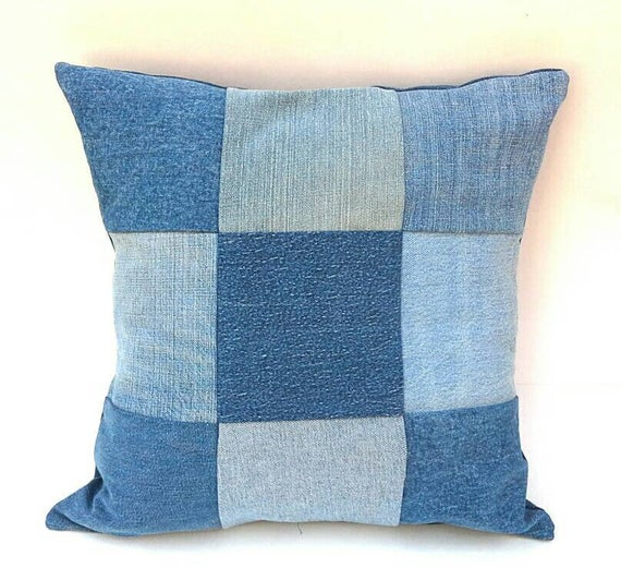Zoom- Nine Patch Pillow