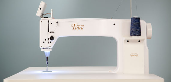 Used- Baby Lock Tiara I Longarm with table