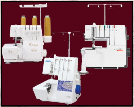 Zoom- Serger Guide Class