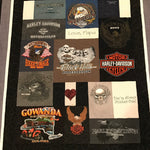 T-Shirt Quilt 1 - East Aurora