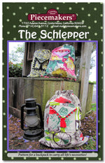 "Zoom- ""The Schlepper"" Drawstring Bag"