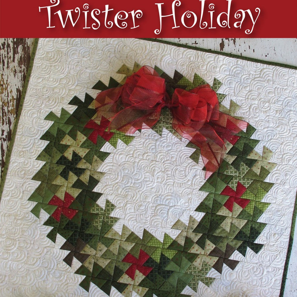 Twister Wreath - East Aurora