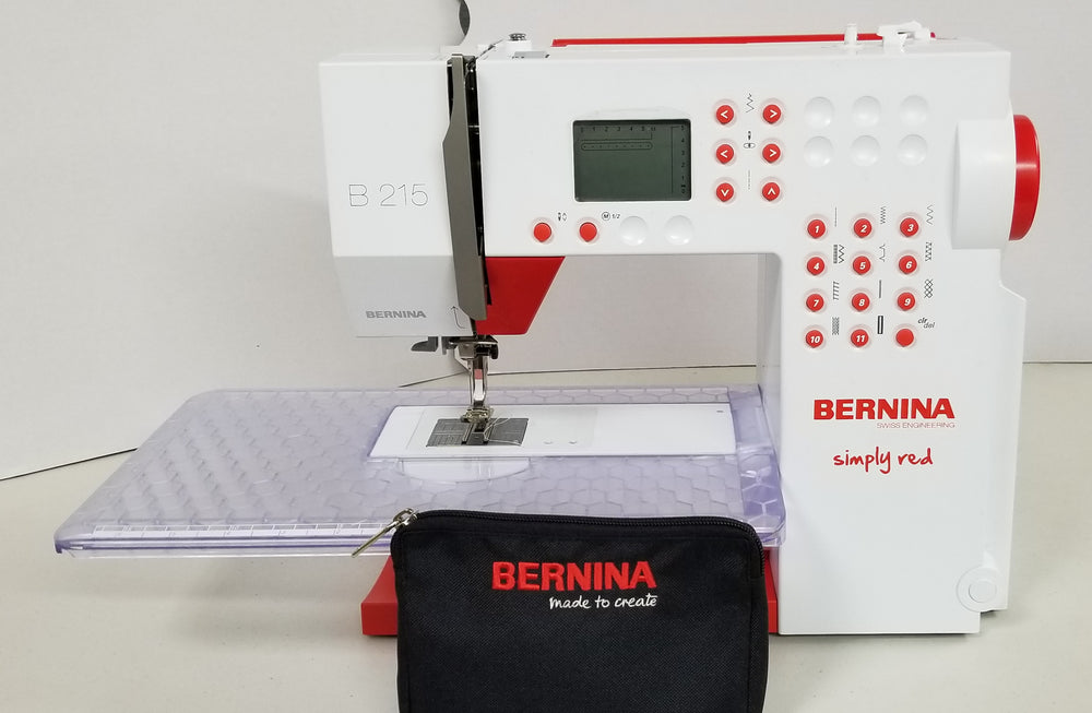 Used - BERNINA B215 sewing machine
