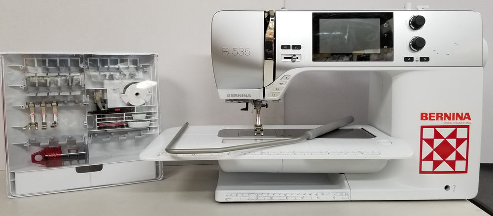 Used - BERNINA 535 sewing machine