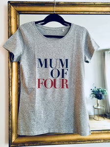 MUM OF FOUR