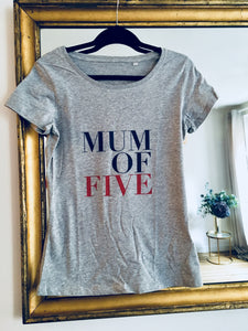 MUM OF FIVE