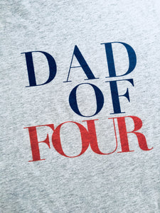 DAD OF FOUR