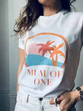 T-SHIRT MUM OF FOUR SUMMER