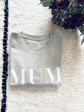 T-SHIRT CRAIE MUM OF ONE, MUM OF TWO, MUM OF THREE, MUM OF FOUR...