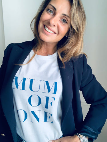 BLEU MARINE ! Disponible pour toutes les MUM OF ONE, MUM OF TWO, THREE, FOUR, FIVE....EIGHT, TWINS : Cliquez sur la photo !