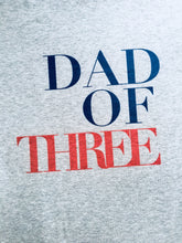 DAD OF THREE
