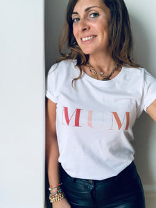 T-SHIRT MUM OF FIVE LIMITED EDITION