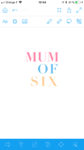 MUM OF SIX