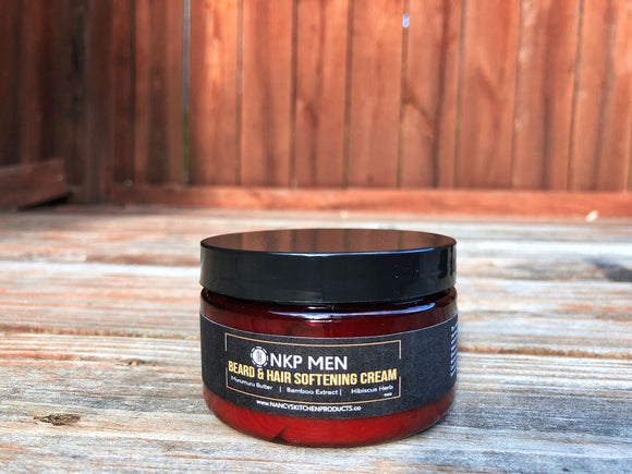Beard & Hair Softening Cream