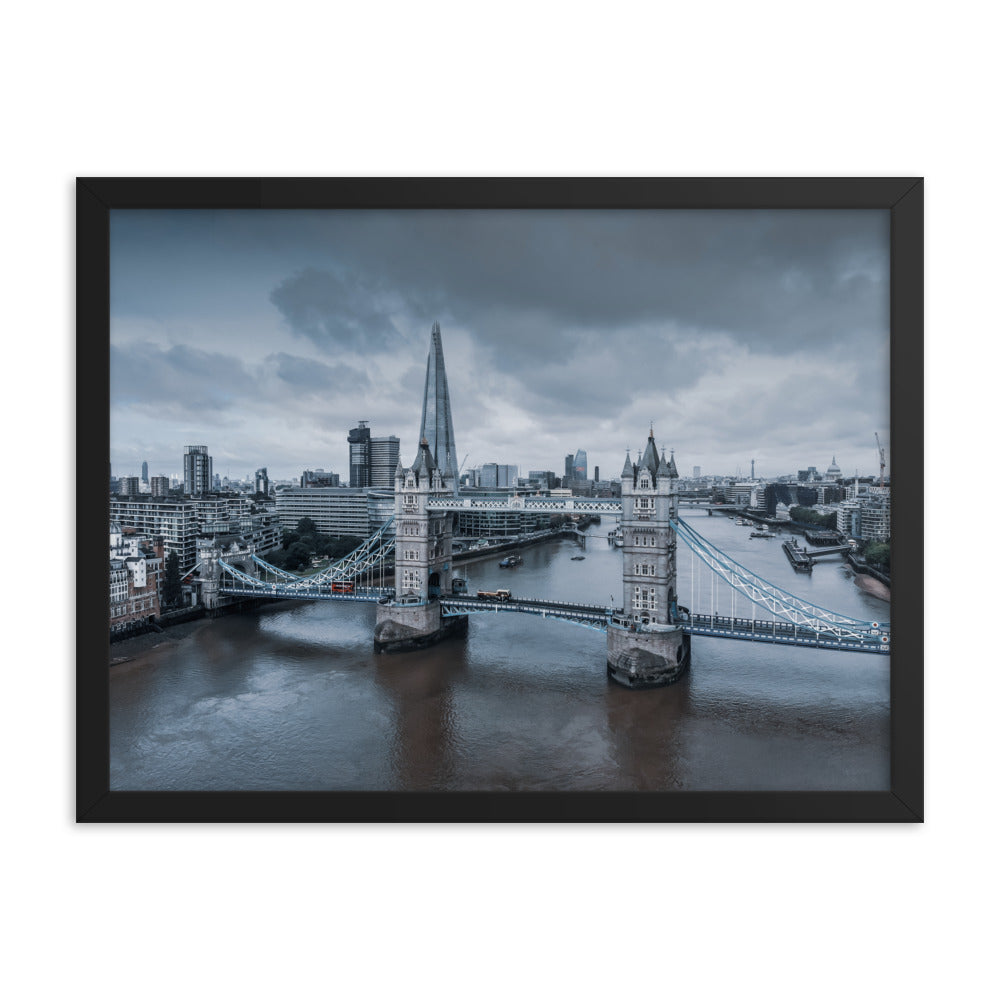 The Metal Bridge Print