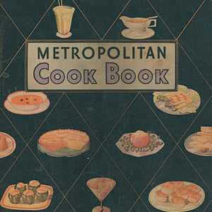Culinary ephemera, including recipe booklets and food and appliance advertising pamphlets, were published from the late 19th century to the mid 20th