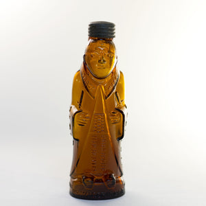 Antique Primicerio & Co. JAPANESE GLOSS BOTTLE in Amber