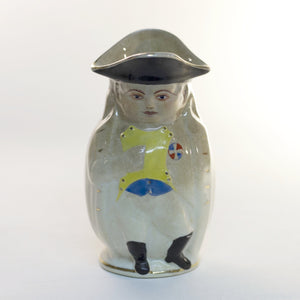 "Rare 1896 Political Campaign Satire Toby Jug ""THE MCKINLEY JUG"""