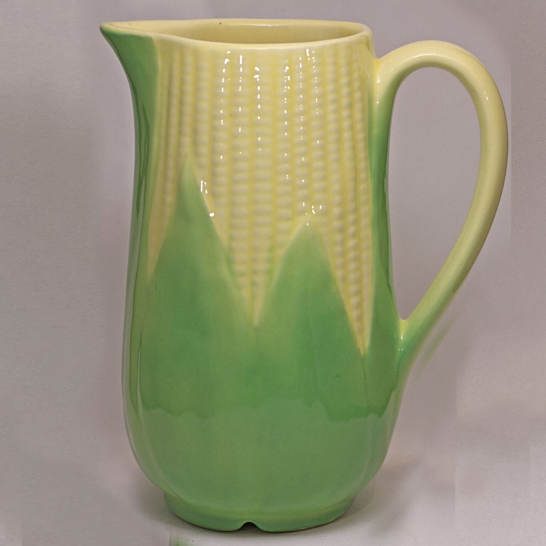 SHAWNEE Pottery CORN KING Pitcher